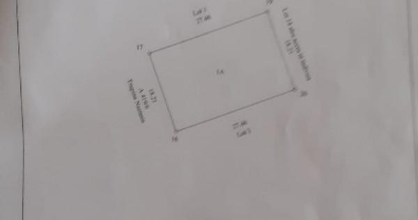 Agigea Teren intravilan 500 mp