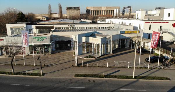 Spatiu comercial stradal in complex Cegim Craiova strada Car