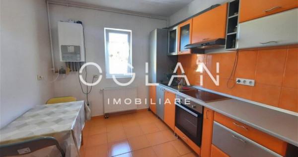 COMISION 0% Apartament cu 3 camere, mobilat/utilat in Valea