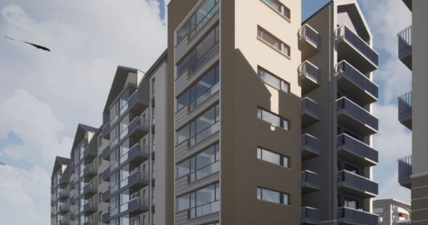 Apartament 2 camere, Biruintei-Apollo Residence