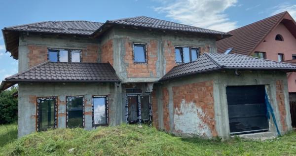 Casa Serbanesti Bacău,str Viitorului 321 mp2