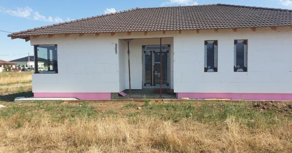 Casa Sintandrei SC 155 mp , parter, 456 teren , gaz ,sosea