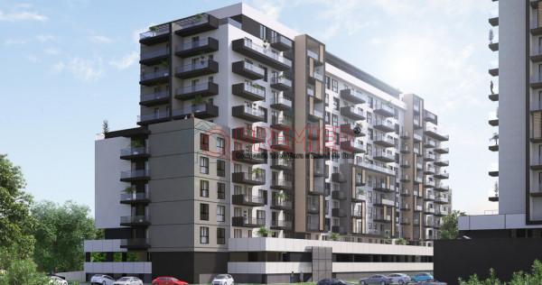 Apartament 3 camere premium Pallady