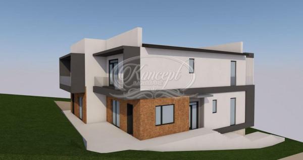 Duplex cu gradina generoasa in Terra Gardens
