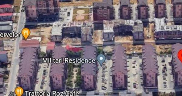 Spațiu comercial Militari Residence