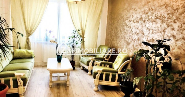 Apartament 3 camere de închiriat, Tudor, Târgu Mureș