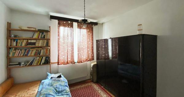 Apartament cu 2 camere - Transilvaniei - Etajul 3