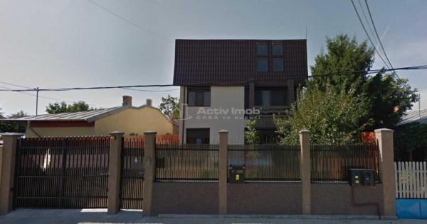 Vila - 8 camere - Popesti-Leordeni - mansarda open-space - 2