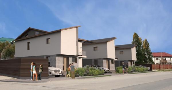 Casa individuala - Popesti Leordeni - 250mp teren