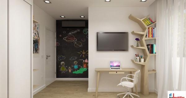 Apartament 4 camere - Pallady - Nicolae Teclu