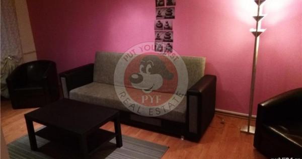 Tei I Apartament 2 Camere I Balcon I Mobilat Complet