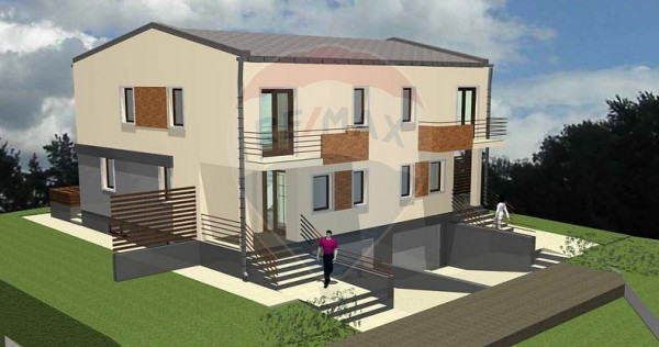 DE VANZARE-Duplex 4 camere-strada privata-Deazmir