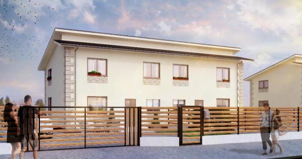 Case duplex 3 dormitoare Trivale | Tancodrom