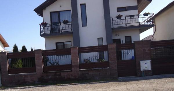 Ila/Casa individuala curte 670 mp mobilata complet Domnesti