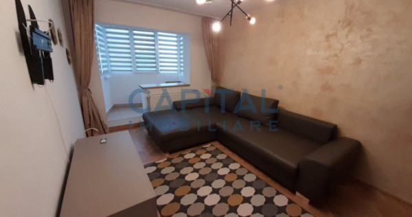 Apartament 2 camere Modern Manastur Garaj Prima Inchiriere