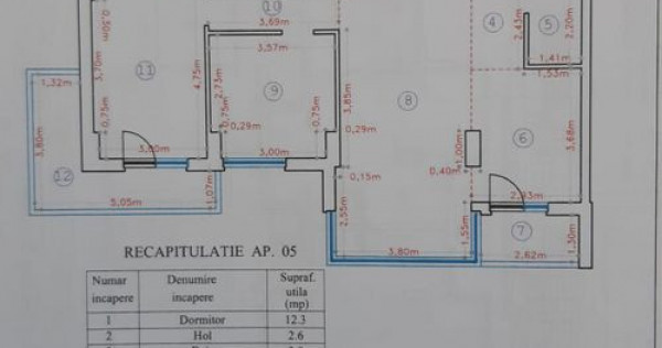 Apartament 4 camere -Cernica -Oras Pantelimon