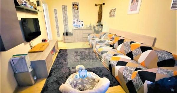 Apartament cu 3 camere balcon si pivnita in Vasile Aaron