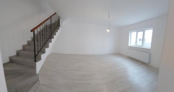Casa la cheie, utilitati functionale, 4 camere cu mansarda a