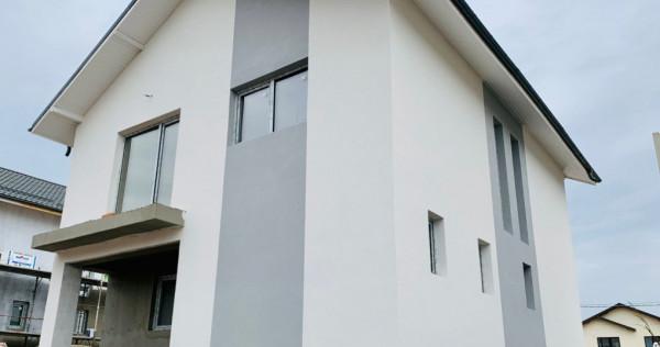 Casa / Vila 4 Camere - Terasa 32 mp - Teren 410 mp - Berceni