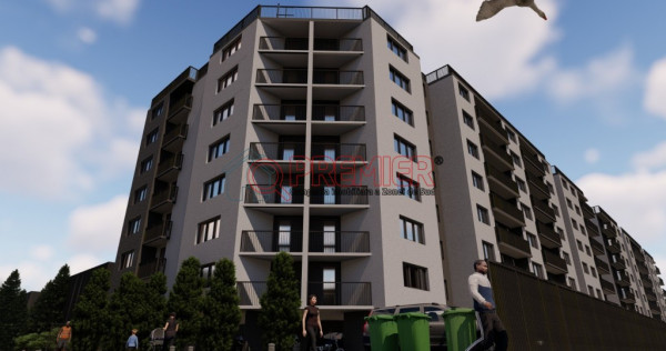 Apartament 2 camere zona Grand Arena