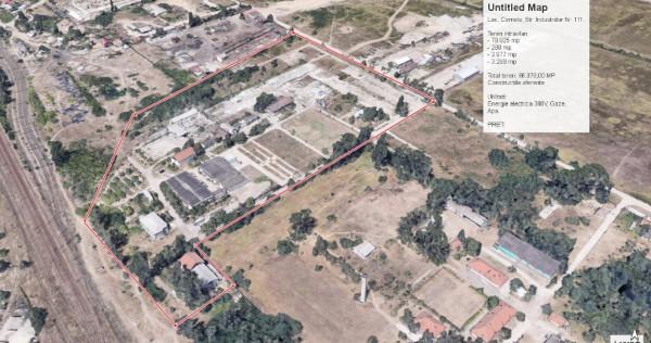 Teren + Constructii Craiova (Cernele)