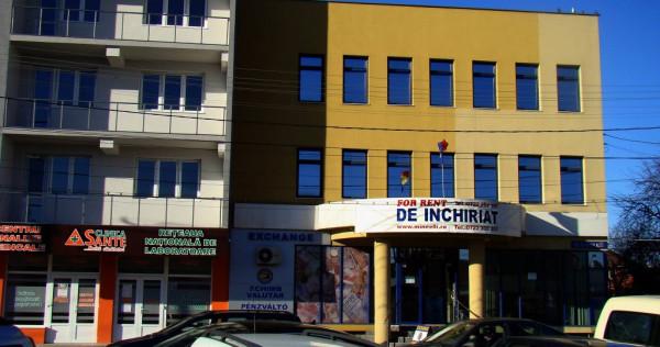 Spatiu comercial/birouri de inchiriat,strada Nicolae Golescu
