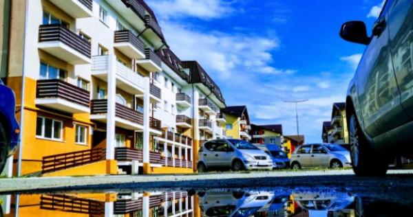 Apartament 2 camere însorit, 53 mp utili + terasă