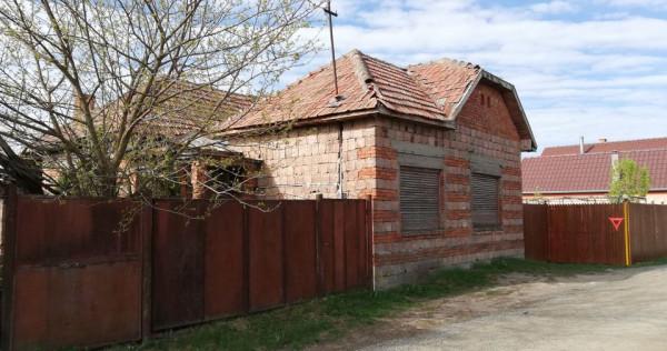 Casa si teren Nadlac Licitatie publica