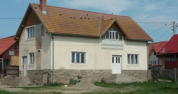 Casa + teren intravilan in Sat Doboseni, judetul Covasna