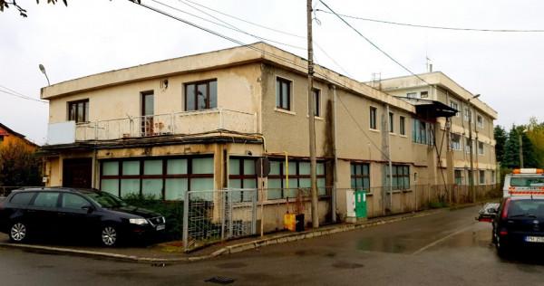 Hala+birouri in Campina,Muscel,1237 mp util, teren 1045 mp !