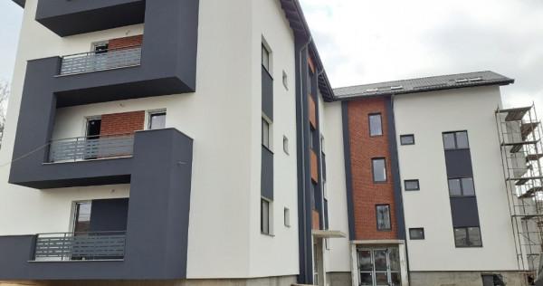 Apartament 2 camere semifinisate Apahida