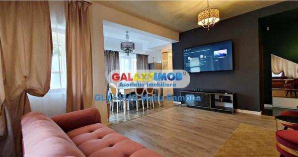 Apartament superb la cheie, design profesionist, curte propr