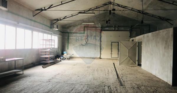 Spațiu industrial de 280mp de vânzare în zona Calea Cl...