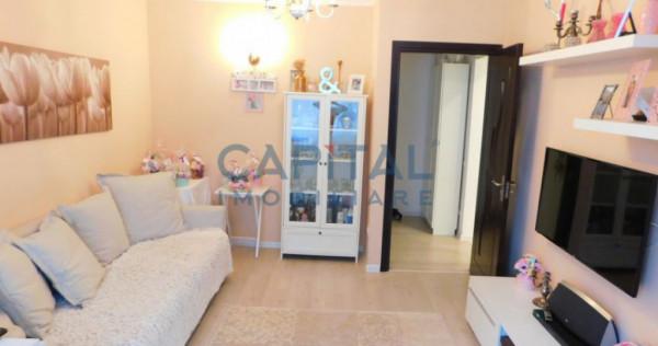 Apartament cu 2 camere decomandate in cartierul Gheorgheni!