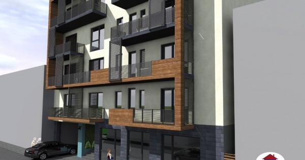 Apartament cu 3 camere in bloc nou ULTRACENTRAL