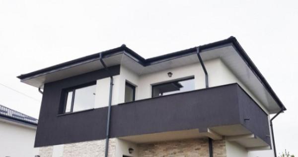 Casa individuala, 3 camere, P+1E, Horpaz
