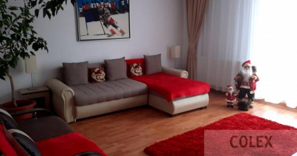 Apartament 3 camere in Sinaia, 135 mp