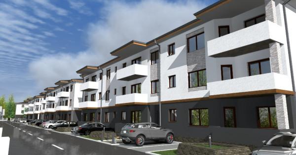 Apartamente 2 camere in complex nou Trivale