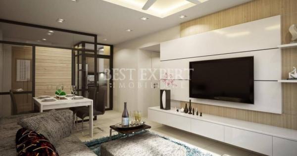 Direct Dezvoltator - Apartament 2 camere decomandate Avans d