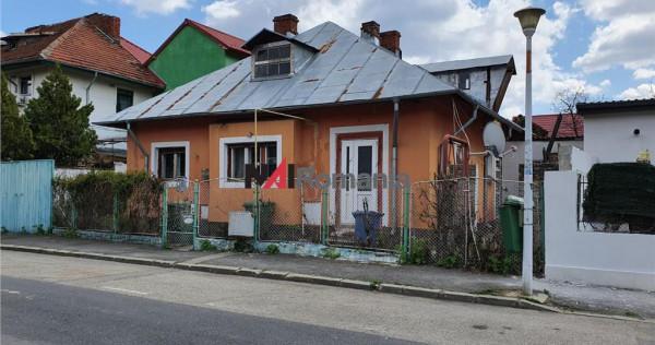 Casa in zona Piata Domenii care se poate renova si extinde