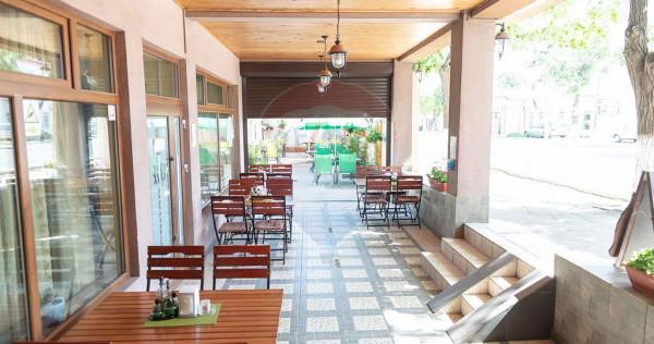 De vanzare Pensiune cu restaurant, in functiune, Eforie Sud
