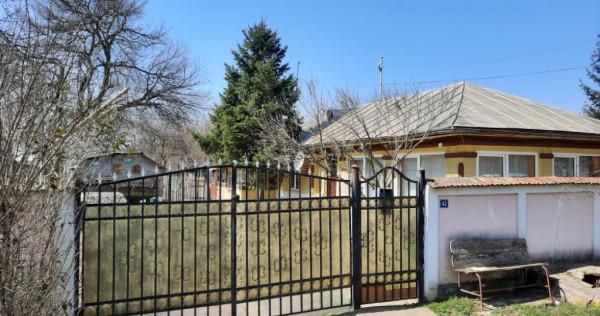 Casa comuna nuci 40 km bucurești