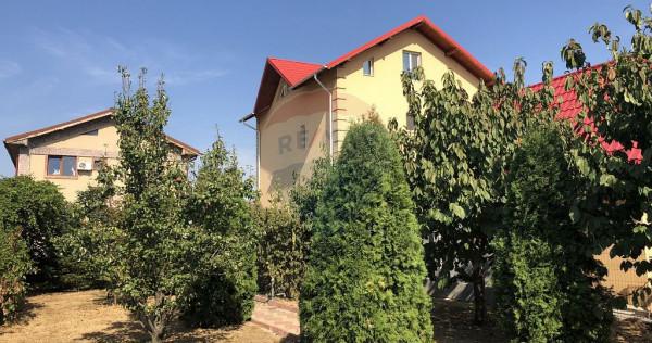 Vilă deosebita cu 1000 mp teren in comuna Berceni, zona ...