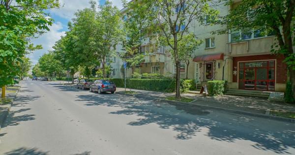 Apartament cu 4 camere în zona Scriitorilor, pretabil sp...