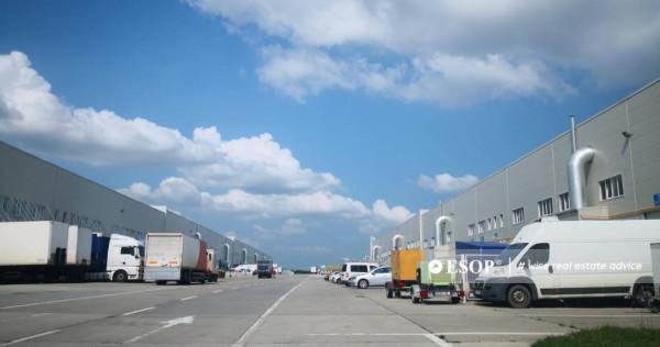 Logicor Mogosoaia, hale industriale, 2.300 - 45.001 mp