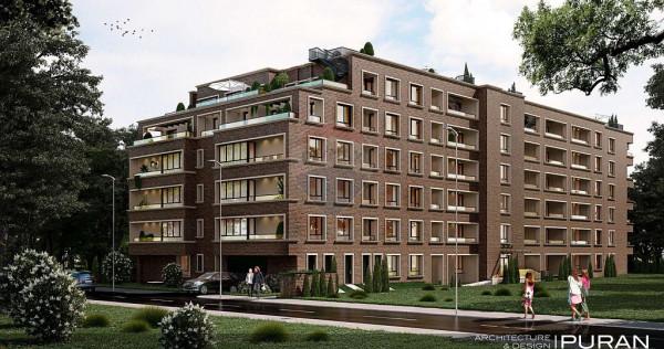 Apartament cu 3 camere vanzare zona centrala Pipera rond OMV