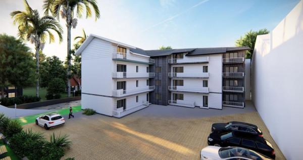Apartament în bloc nou Boul Roșu