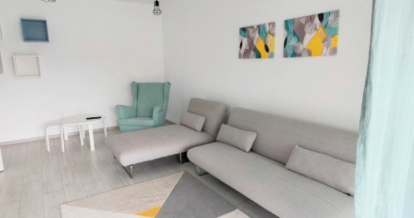 Mall Coresi - apartament 2 camere decomandat - loc parcare