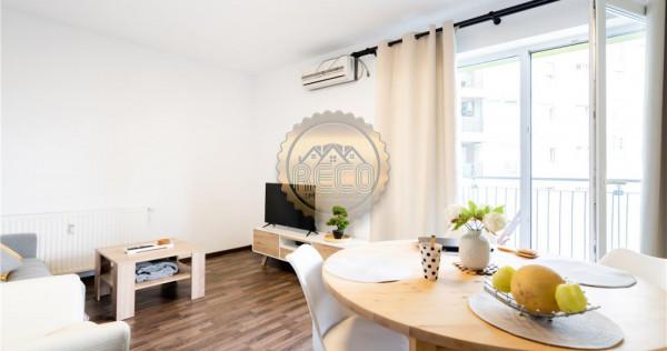 Apartament 3 camere de inchiriat in cartierul Prima Nufarul
