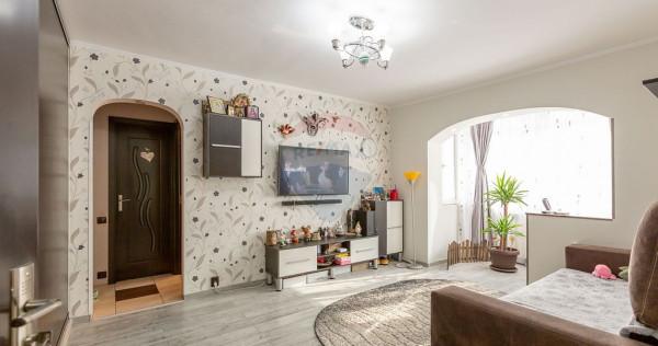 Apartament cu 2 camere de vânzare în zona Milcov
